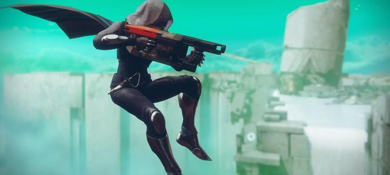 Destiny 2 не использует обычное peer-to-peer соединение