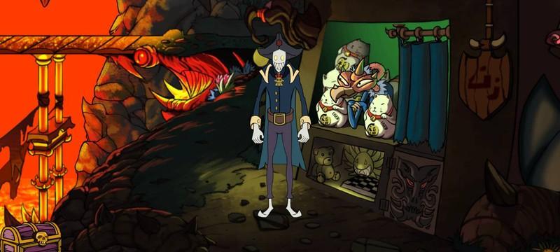 """Structure и Darkestville Castle — две игры от издателя """"Бука"""""""