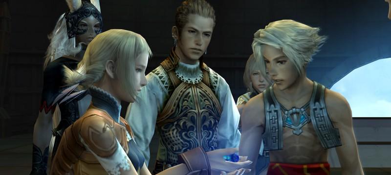 Полчаса нового геймплея Final Fantasy XII: The Zodiac Age