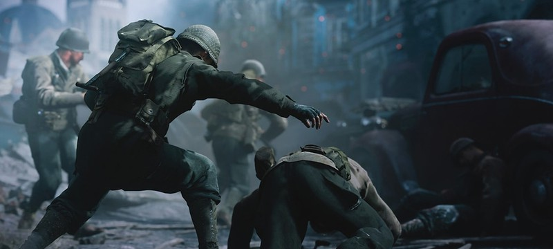 В Call of Duty: WWII покажут операцию Кобра