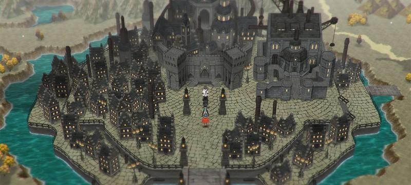 Lost Sphear — новая игра от создателей I Am Setsuna для PC, PS4 и Switch