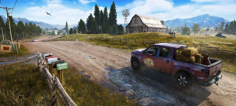 Американские геймеры требуют отменить Far Cry 5