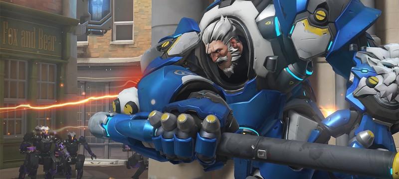 Blizzard призналась, что нерф Райнхардта в Overwatch произошел по ошибке