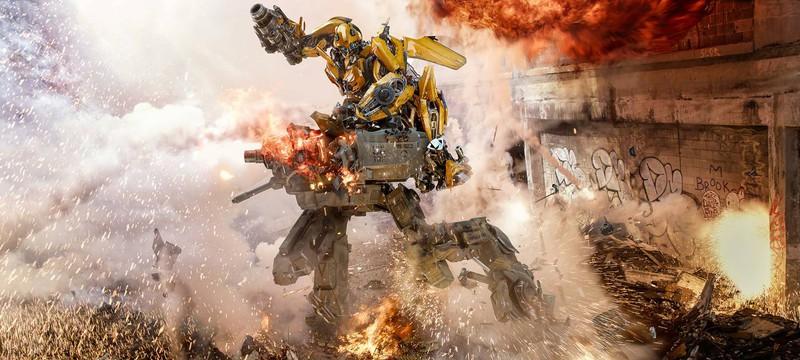 """Box Office: Китай принес новым """"Трансформерам"""" 123 миллиона"""