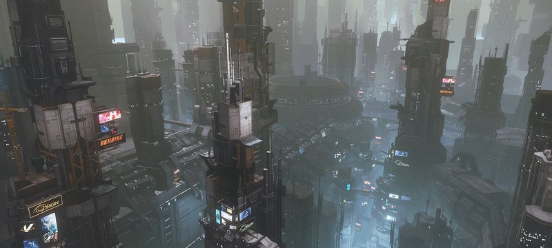 О разработке Star Citizen. Часть 1