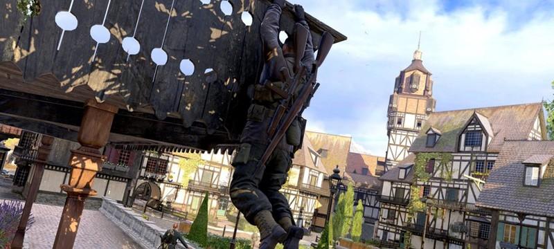 Sniper Elite 4: Deathstorm Part 3 выйдет 18 июля
