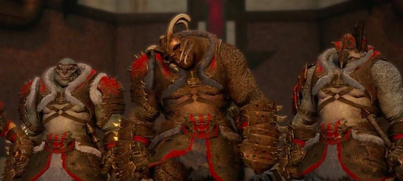 Новый трейлер Middle-earth: Shadow of War — Воинствующее племя