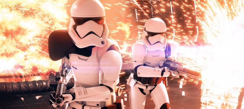 Системные требования бета-версии Star Wars Battlefront 2