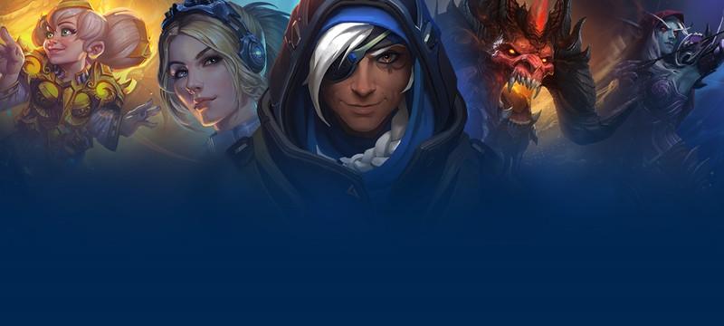 Blizzard работает над мобильной многопользовательской RTS