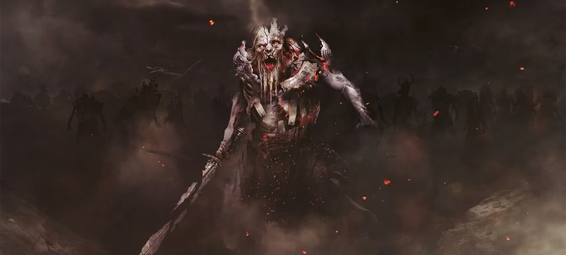 Северная мифология God of War: Драуг