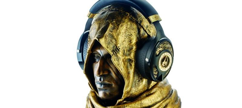 Тематические наушники Assassin's Creed Origins за €50 тысяч