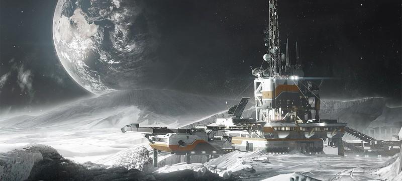 Россия и США хотят построить совместную станцию рядом с Луной