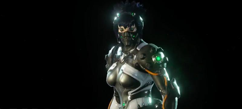 Представлен новый персонаж Raiders of the Broken Planet — Мика