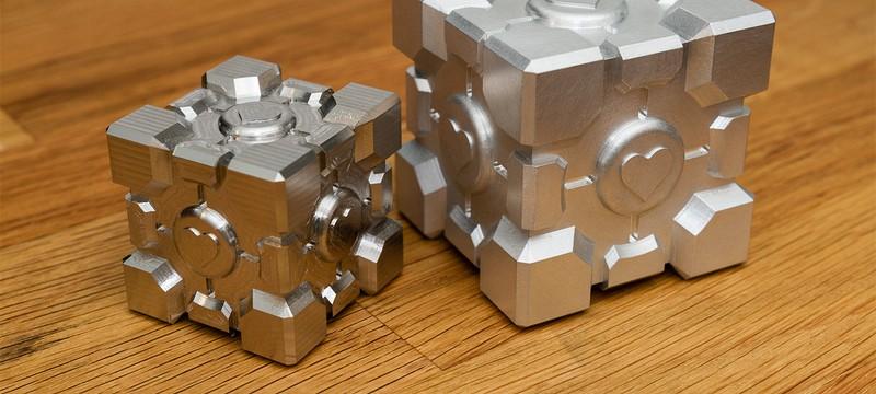 Теперь вы можете делать свои фигурки по играм Valve, печатать на 3D-принтере и продавать