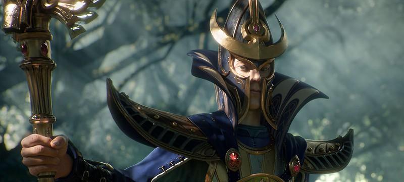 Панорамный трейлер Total War: Warhammer 2 посвящен Высшим эльфам