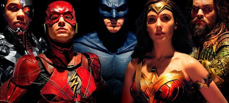 DC считает, что ее киновселенная в порядке