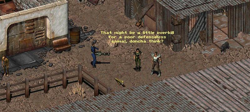Fallout бесплатно в Steam только сегодня