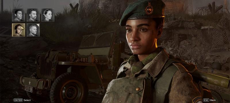 PC-версия Call of Duty: WWII может получить оптимизацию и улучшение управления мышью