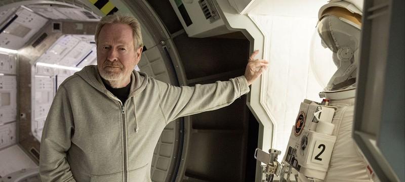 Ридли Скотт благодарен Star Trek за возвращение к жанру научной фантастики