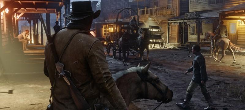 Анализ трейлера Red Dead Redemption 2 от Digital Foundry