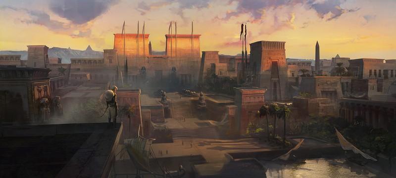 Серия тизеров Assassin's Creed Origins