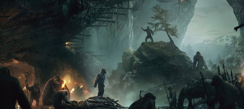 Новый трейлер Planet of the Apes: Last Frontier
