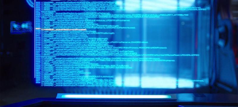 Судя по Star Trek: Discovery Звездный флот все еще использует Windows