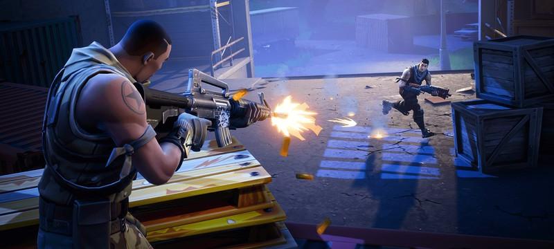 Баттл-рояль Fortnite набрал 7 миллионов игроков за первую неделю