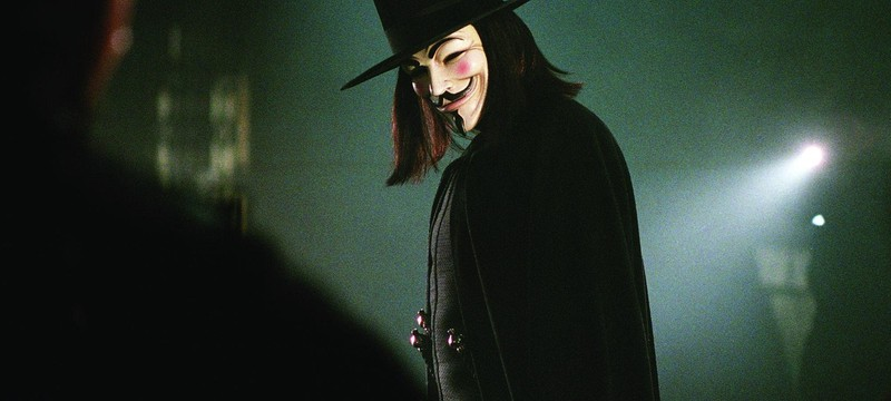 V for Vendetta станет сериалом