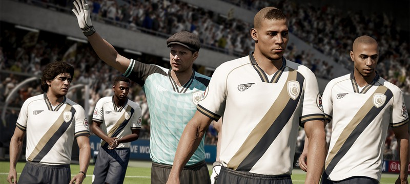 В FIFA 18 одновременно играло 1.6 миллиона геймеров