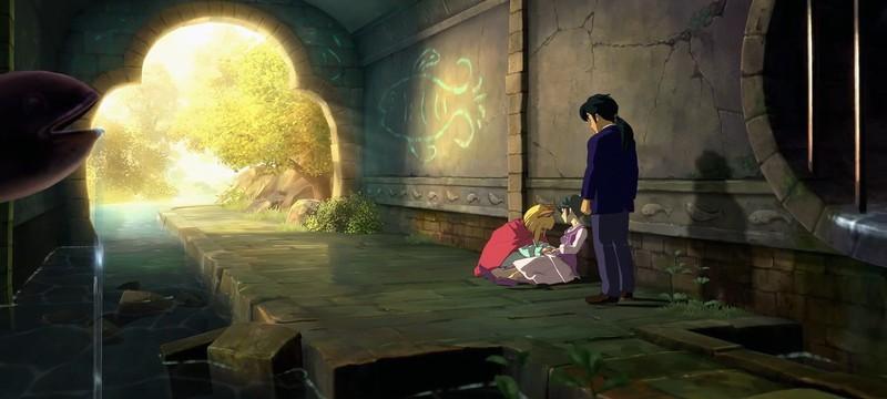Новый геймплейный трейлер Ni No Kuni 2: Revenant Kingdom показывает подземелья