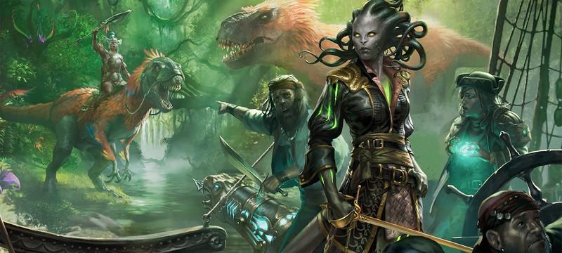 Magic: The Gathering — Добро пожаловать в Иксалан!