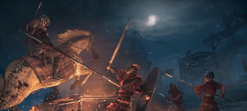 Распаковка Assassin's Creed Origins: Gods Edition