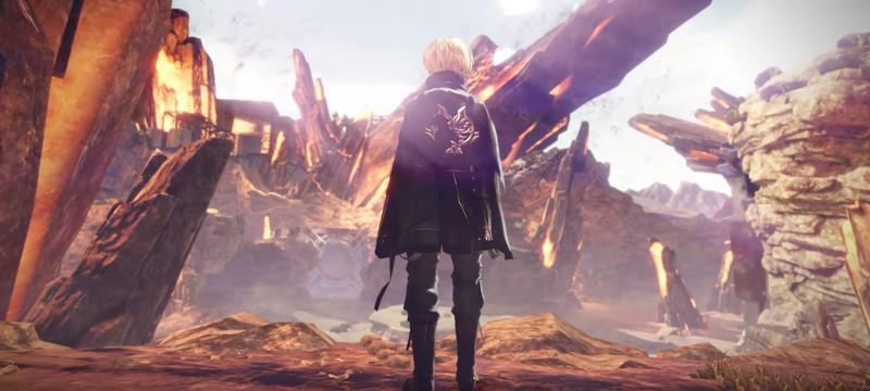Bandai Namco анонсировала God Eater 3