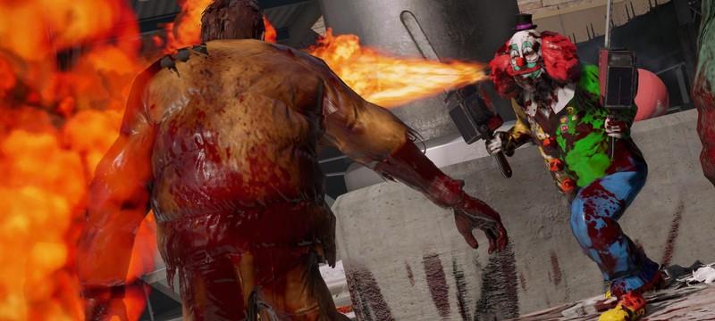 Трейлер дополнения Capcom Heroes для Dead Rising 4