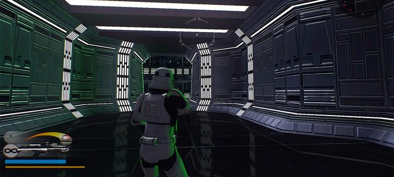 Этот мод Star Wars Battlefront 2 (2005) добавляет 25 новых карт и 5 игровых режимов