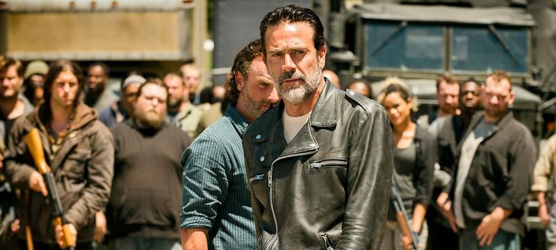 Кроссовер The Walking Dead и Fear the Walking Dead уже не за горами