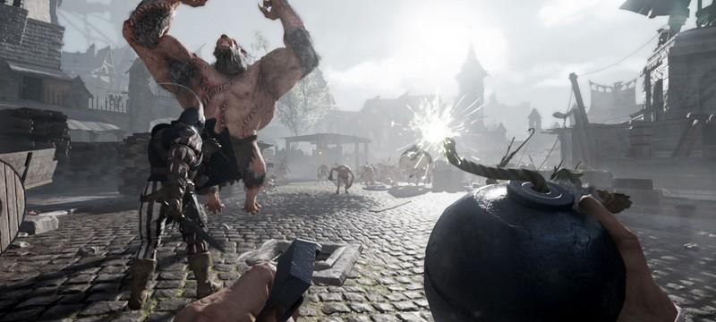 Анонсировано новое дополнение для Warhammer: End Times - Vermintide