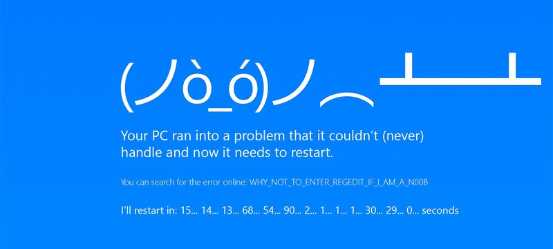 Новое обновление Windows 10 приводит к бесконечному BSOD