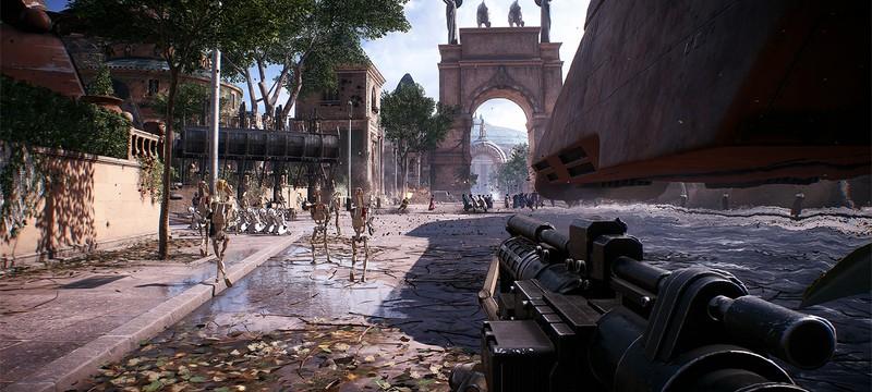 Потрясающие скриншоты Star Wars Battlefront 2 из беты