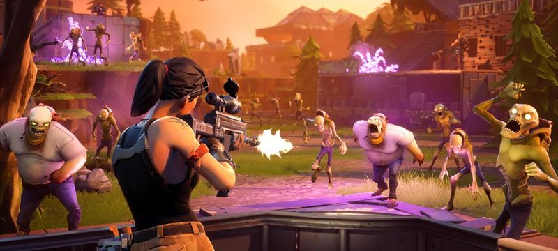 Epic Games подала в суд на двух читеров Fortnite Баттл-рояль