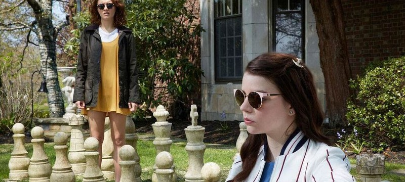 Трейлер Thoroughbreds  с Антоном Ельчиным и Аней Тейлор-Джой