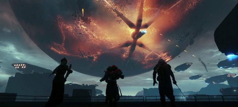 Физические продажи Destiny 2 за первый месяц на 50% ниже оригинала