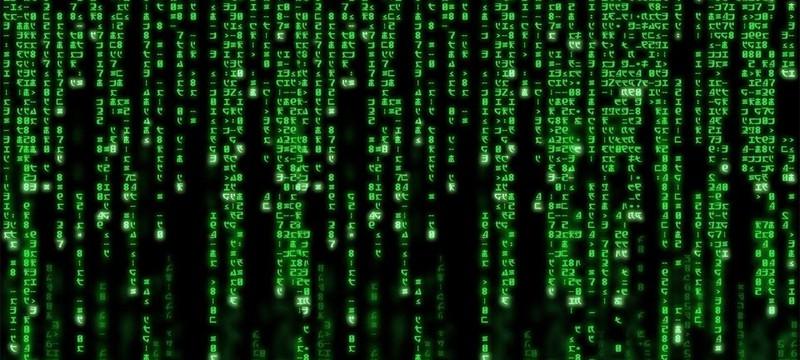 """Вот откуда взялся """"код"""" в """"Матрице"""""""