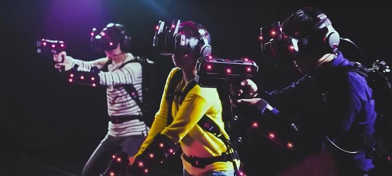 Ghost in the Shell стал мультиплеерным VR-шутером