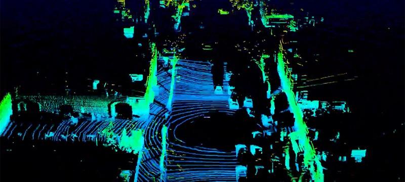 Новый лазерный сенсор Velodyne позволит авто стать полностью автономными