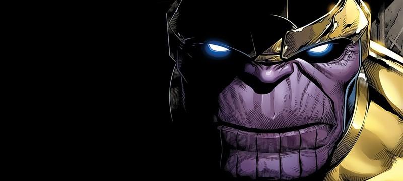 Безумный титан: Танос