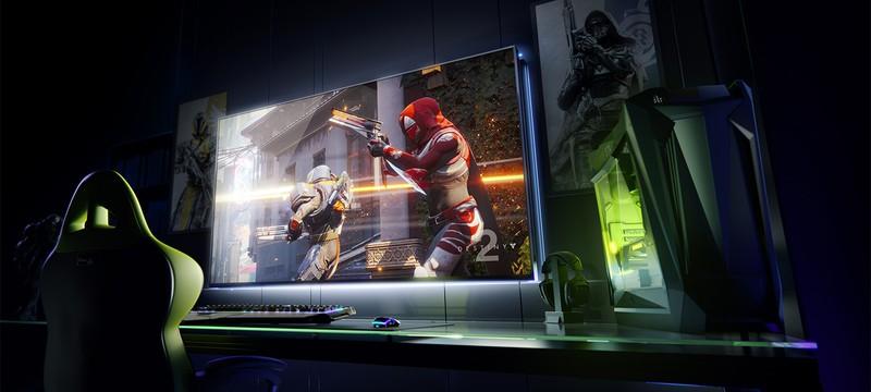 Nvidia выпустит геймерские 65-дюймовые дисплеи с 4K, HDR и 120 Гц