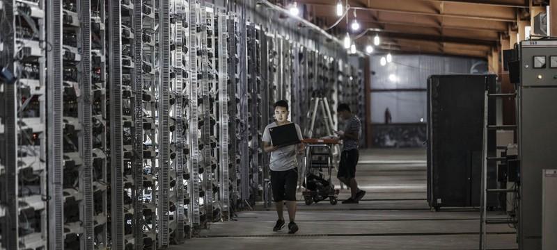 В Китае могут запретить майнинг криптовалюты