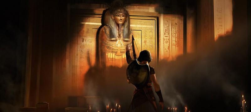 В январе для Assassin's Creed Origins выйдет еще больше контента